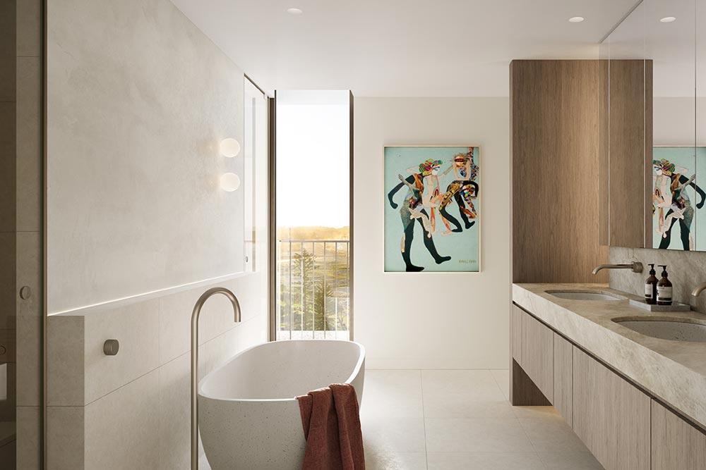 Emerson Kirra Beach Bathroom