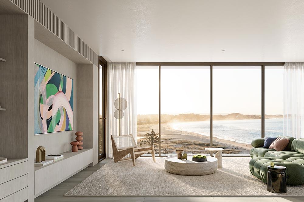 Emerson Kirra Beach Living