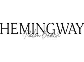 Hemingway Palm Beach
